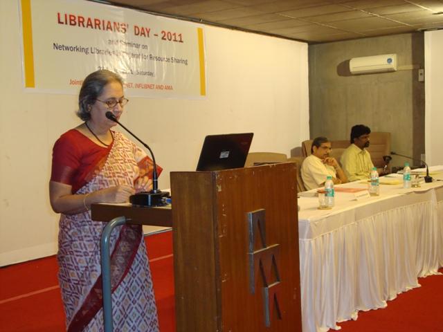 40  Speech by Smt. Rhoda Bharuch, Hon. Director, ADINET