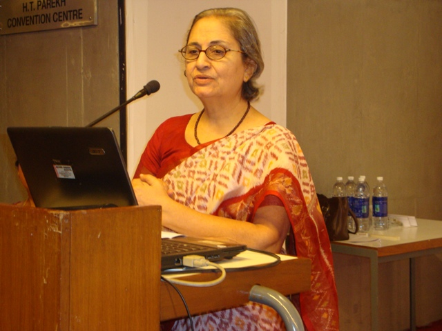 41  Speech by Smt. Rhoda Bharuch, Hon. Director, ADINET