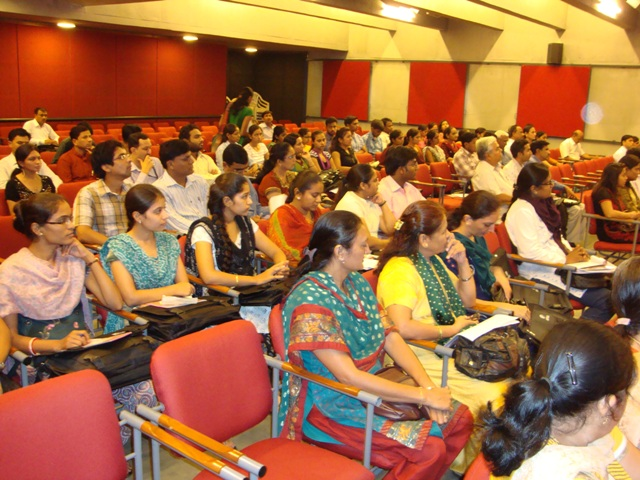 42  Audience at Librarians' Day 2011.