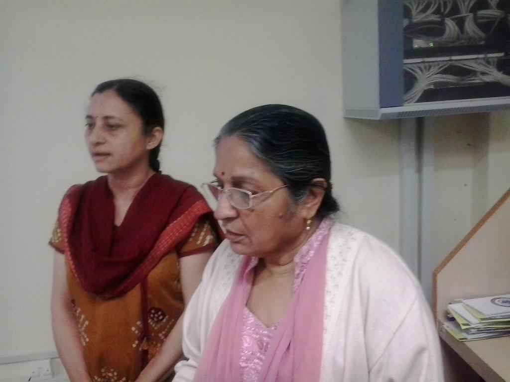 5840 Prayer Recited by Ms. Swadha Majmudar & Ms. Hema Raval