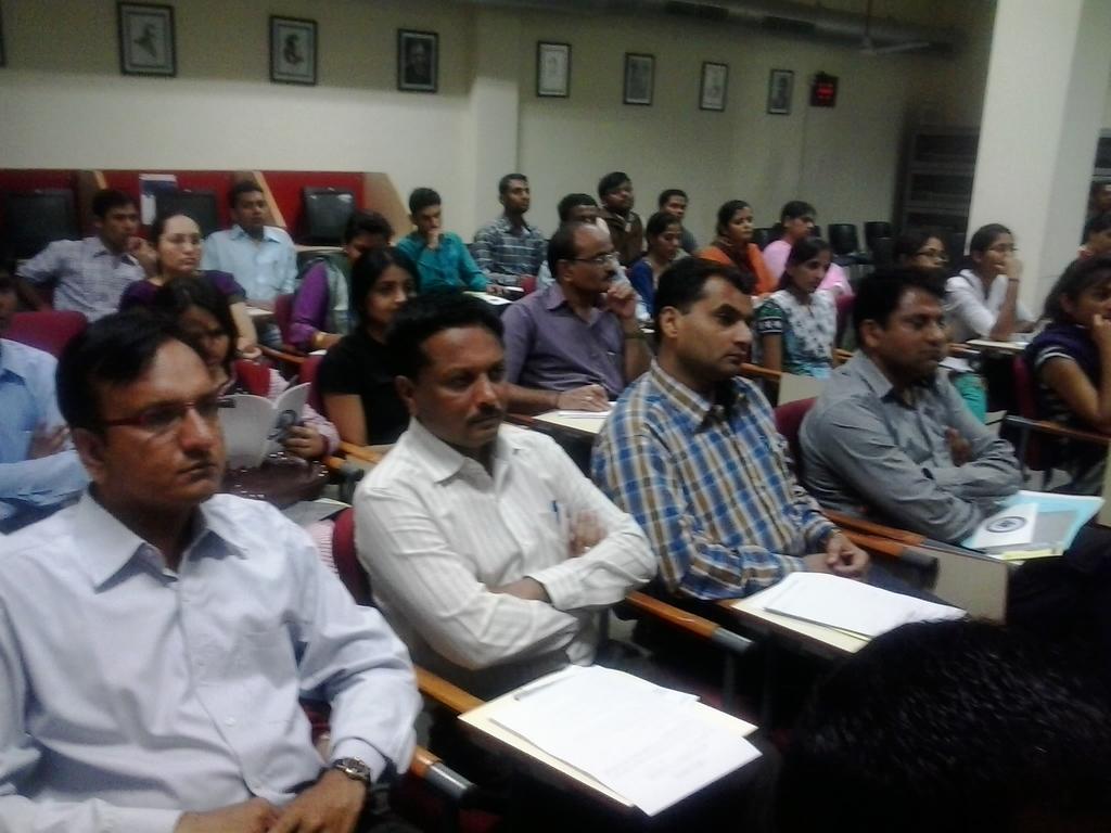 2030  Audience at DA-IICT