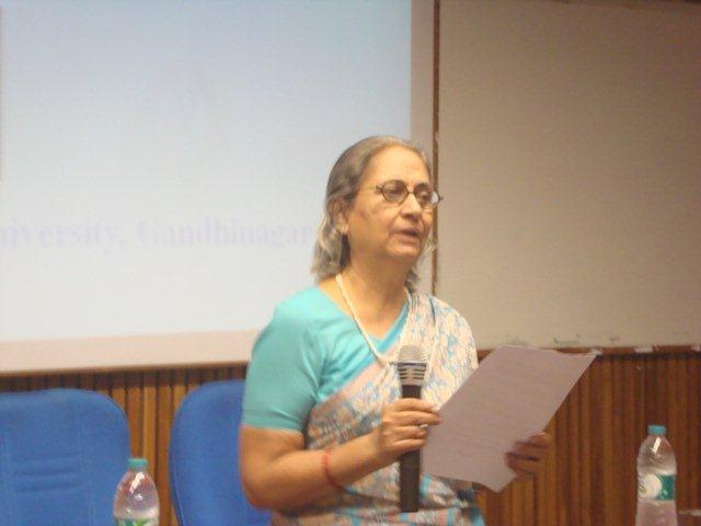 3007 Introduction of ADINET by Smt. Rhoda Bharucha, Hon. Director, ADINET