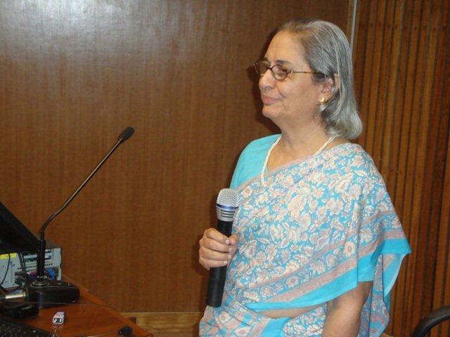 3014   Introduction of ADINET by Smt. Rhoda Bharucha, Hon. Director, ADINET