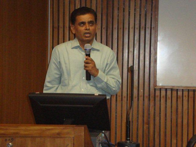 3017 Presentation by Dr. T. S. Kumbar, Librarian, IIT, Gandhinagar