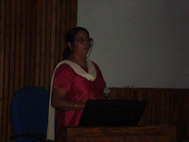3022   Presentation by Dr. Nishtha Anilkumar, Librarian, PRL, Ahmedabad