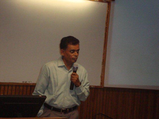 3024  Presentation by Dr. T. S. Kumbar, Librarian, IIT, Gandhinagar
