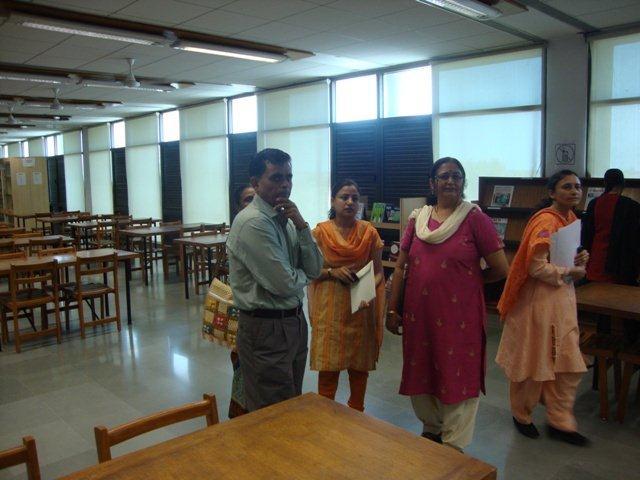 3043 PDPU Library, Gandhinagar