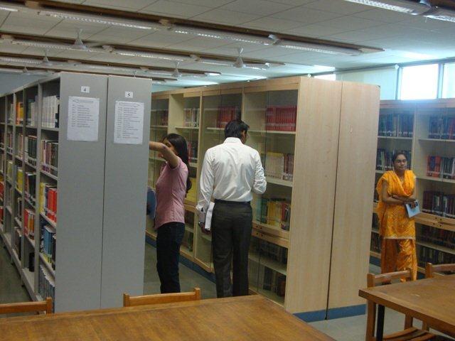 3048 PDPU Library, Gandhinagar