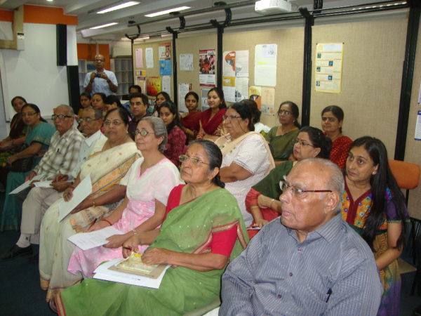 Participants at Seminar on Information Products and Services.