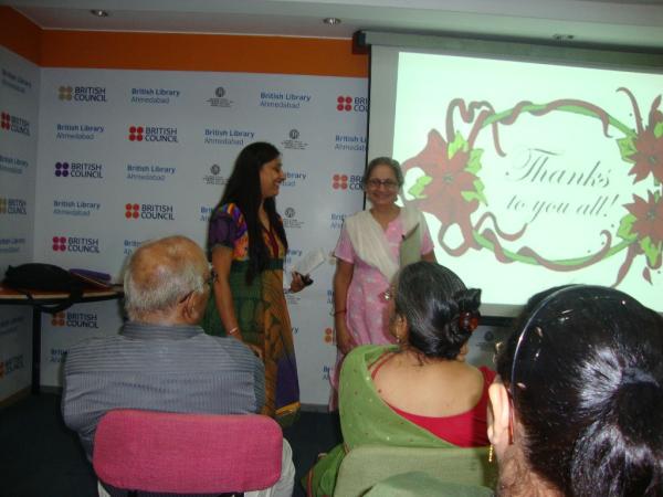 Speech by Mrs. Rhoda Bharucha, Hon. Director, ADINET on Activities of ADINET Future Programme