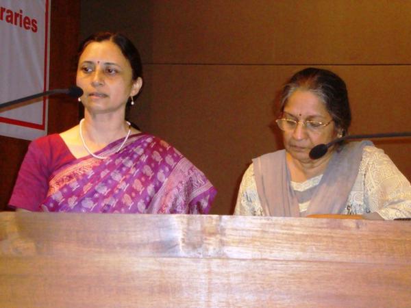 Invocation by Ms Swadha Majmudar & Ms. Hema Raval