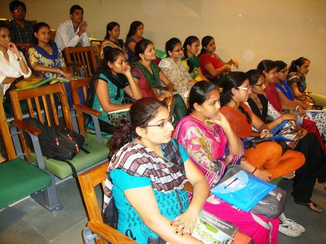 Participants at EDI Auditorium