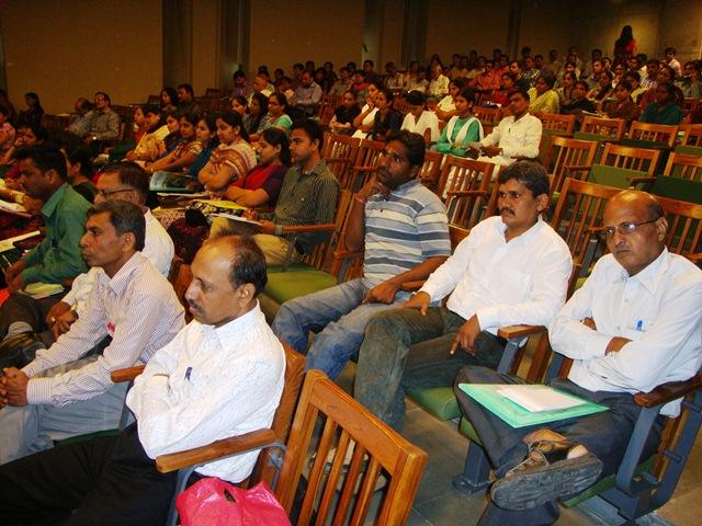 Participants at EDI Prekshagruh