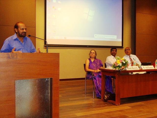 Presidential Address by Dr. Dinesh Awasthi, Director, EDI