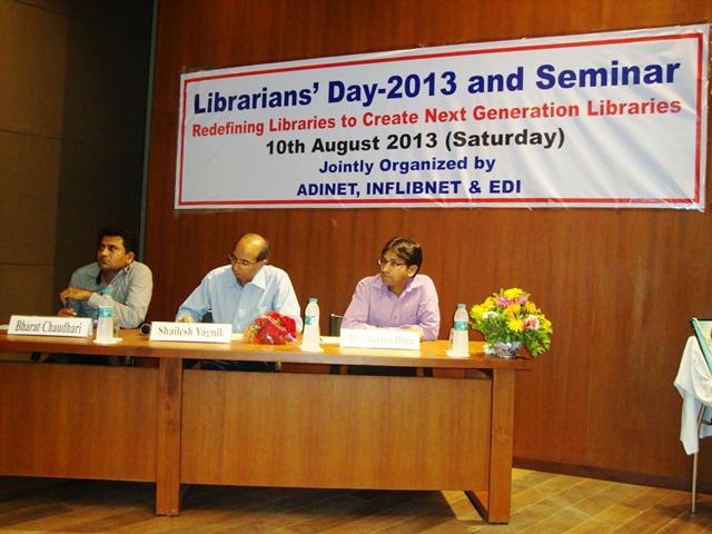 Mr. Bharat Chaudhary, Dr. Shailesh Yagnik & Mr. Mallikarjun Dora