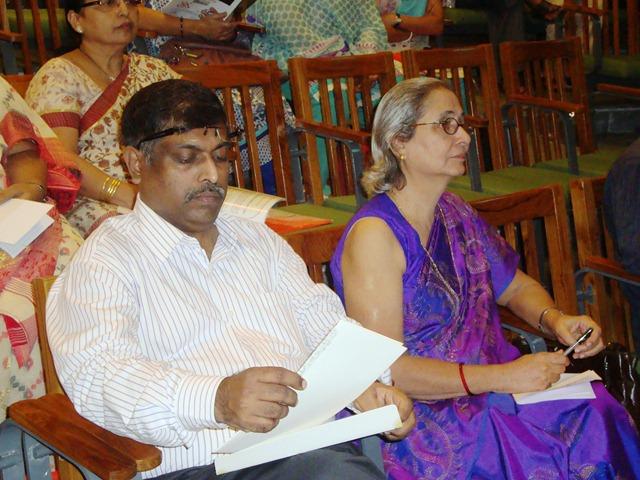 Dr. H. Anil Kumar & Ms Rhoda Bharucha