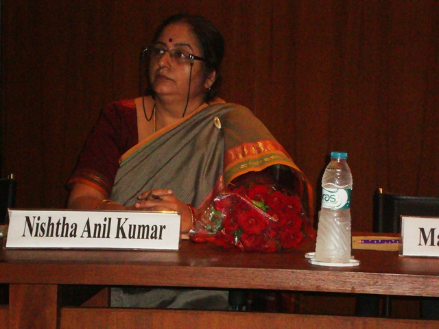 Technical Session-2 Chairperson Dr. Nishtha Anil Kumar
