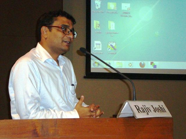 Dr. Rajiv Joshi, EDI, Invited Speaker