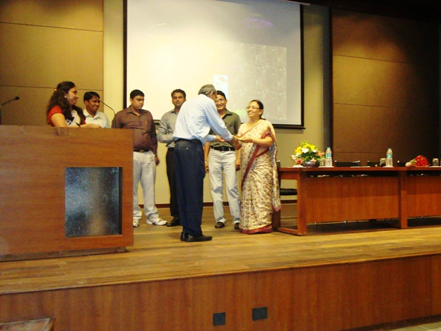 Dr. Shailesh Yagnik & Ms. Geeta Gadhavi