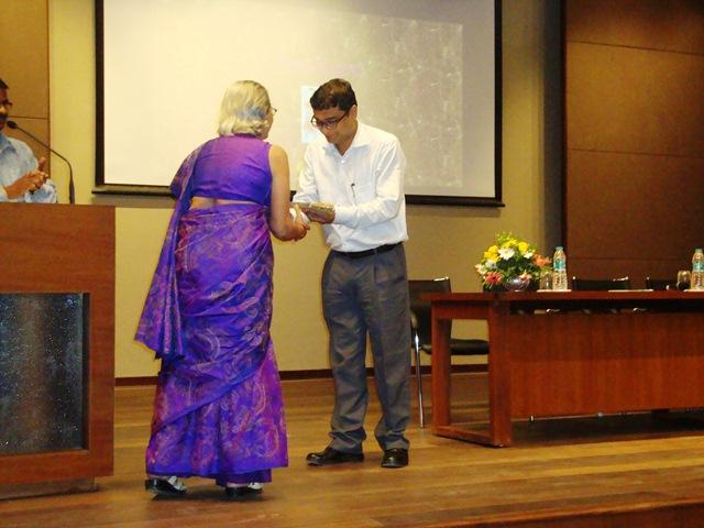Dr. Rajiv Joshi & Ms. Rhoda Bharucha