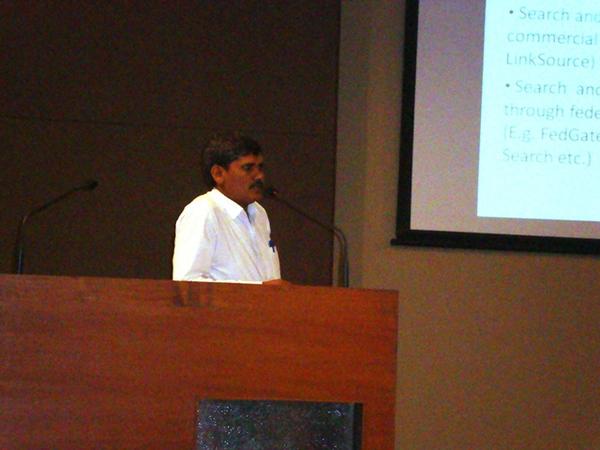 Paper Presentation by Dr. Lavji N. Zala