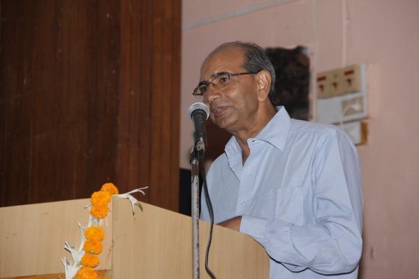 Keynote Address by Dr. Shailesh Yagnik