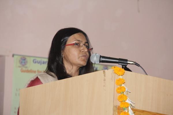 Paper Presentation by Bhakti Gala