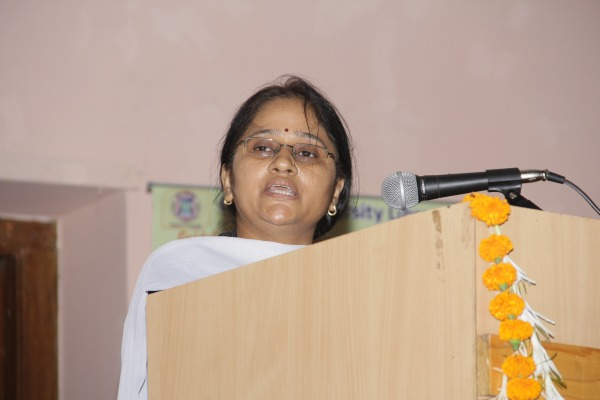 Paper Presentation by Shilpa Khandker