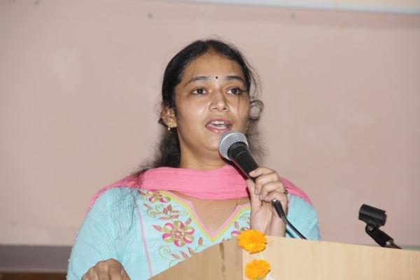Paper Presentation by Sita Lakshmi Moopanar