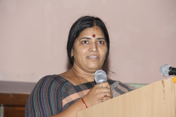 Concluding Session by Dr. Lalitha Poluru