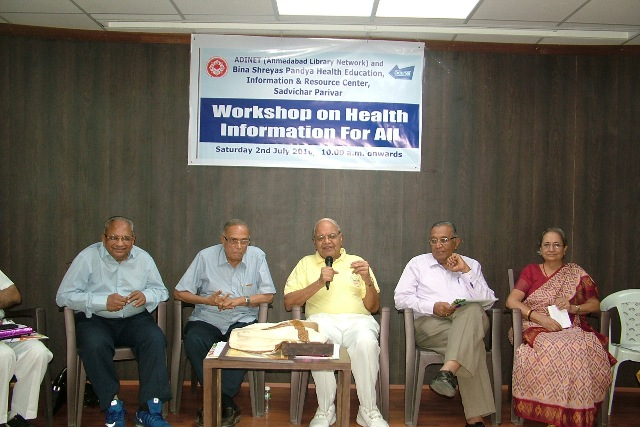 Dr. Dilip Mavalankar, Director, Public Health University, Gandhinagar