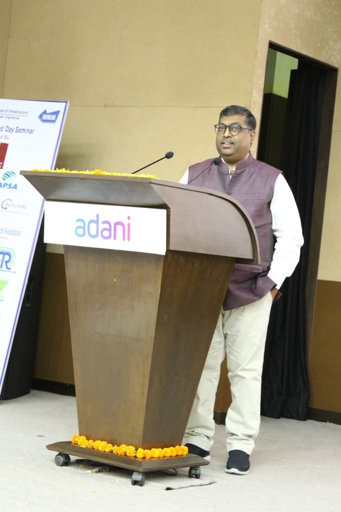 Address by Chief Guest- Dr. H Anil Kumar