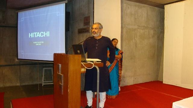 13  Padmashri Kartikey Sarabhai, Scientist, CEE