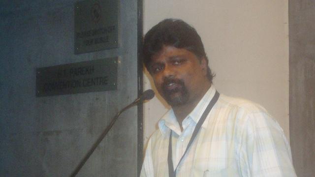 33  Shri Manoj Kumar, Scientist-C, INFLIBNET
