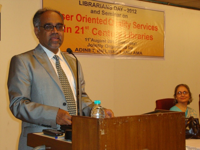 Dr. Nagesh Rao, Director, MICA Speech