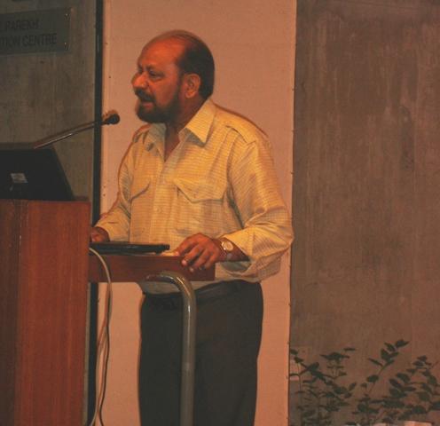 49  Former Director of EDII, Dr. Dinesh Awasthi Speech