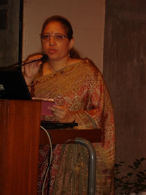 60  Smt. Geeta Gadhavi, Librarian, Gujarat University