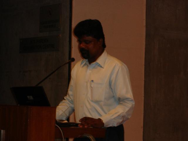 63  Shri Manoj Kumar, Scientist-C, INFLIBNET