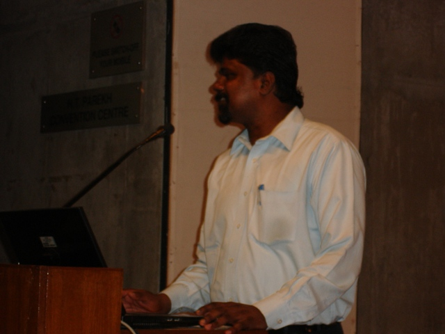 67 Shri Manoj Kumar, Scientist-C, INFLIBNET