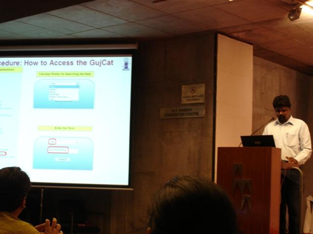 68 Shri Manoj Kumar, Scientist-C, INFLIBNET, Presentation