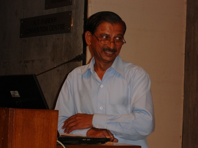 74  Speech on Librarians' Day 2009 by Dr. Satish Deshpande