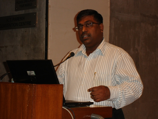 86 Presentation on Librarians' Day 2009 by Dr. H. Anil Kumar, Librarian, IIMA, Ahmedabad.