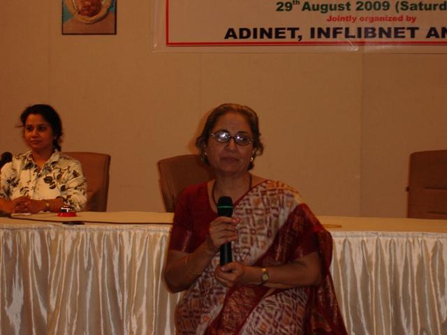 88  Smt. Rhoda Bharucha, Hon. Director, ADINET