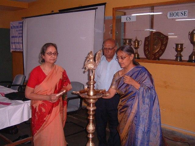 123 Lighting the Lamp on Seminar