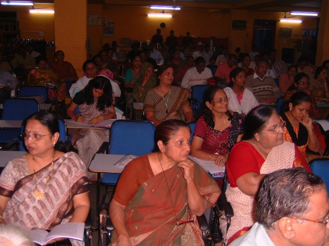 126   Audience at Seminar on Role of School Librarians in Education.