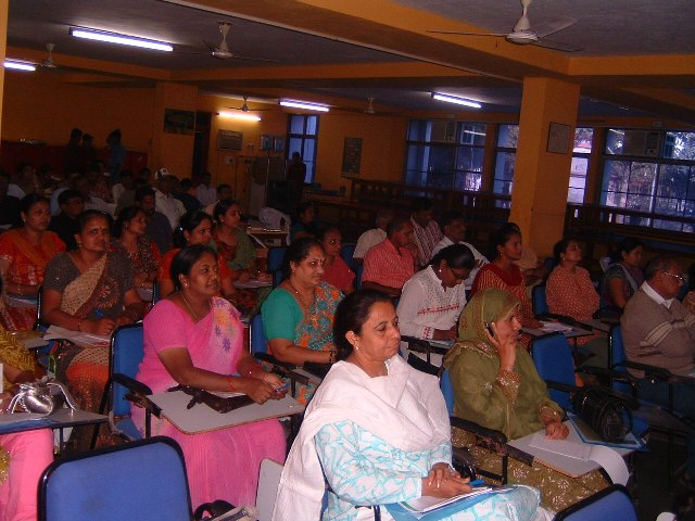 127   Audience at Seminar on Role of School Librarians in Education.