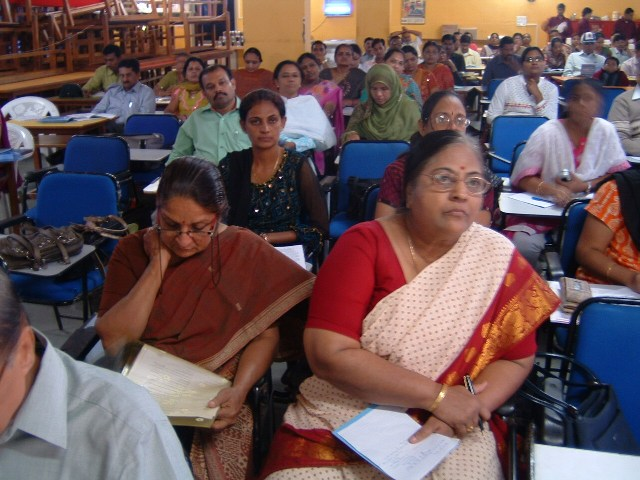 136 Audience at Seminar on Role of School Librarians in Education.