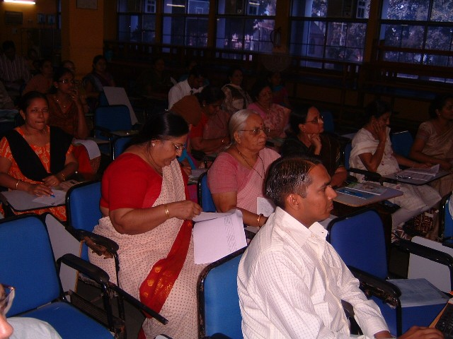 141 Audience at Seminar on Role of School Librarians in Education.