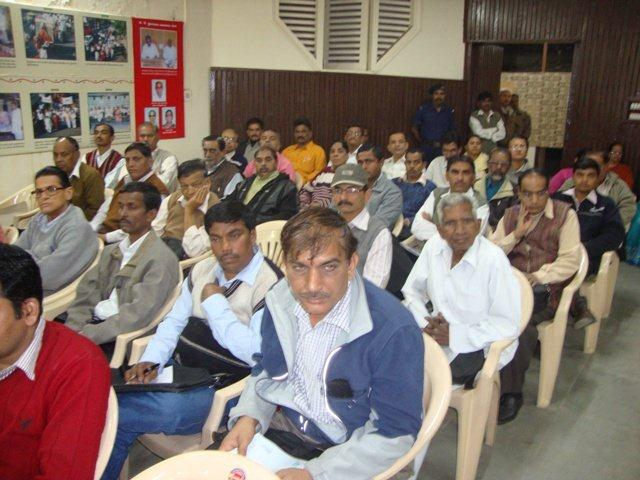 155 Audience at Seminar on Networking Public Libraries in Gujarat.