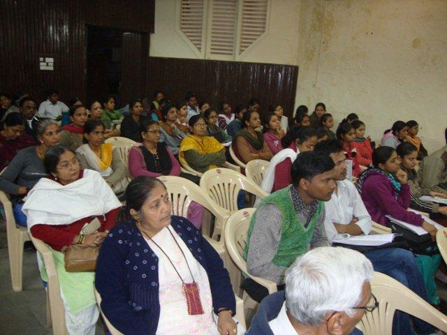 156 Audience at Seminar on Networking Public Libraries in Gujarat.